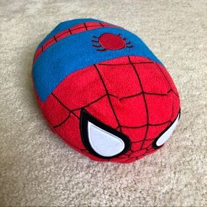 "NWT Disney Marvel Spider-man Tsum Tsum 12"" Plush"